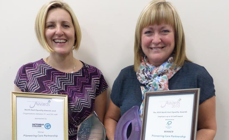 Aycliffe's PCP wins Equality Award