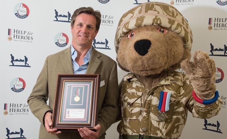 PWS boss inspires record-breaking £314k Help for Heroes challenge
