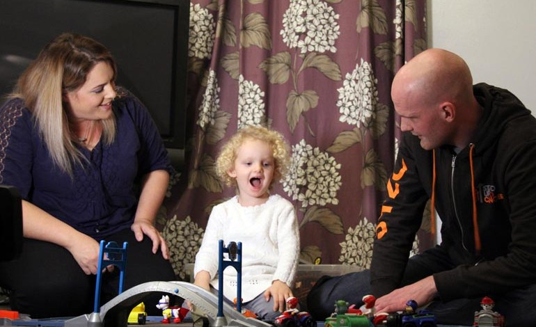 Brave parents urging people to join 'massively under-subscribed' bone marrow register