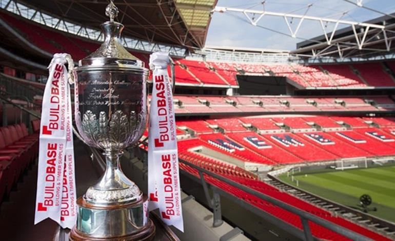 Aycliffe kick off Road to Wembley campaign