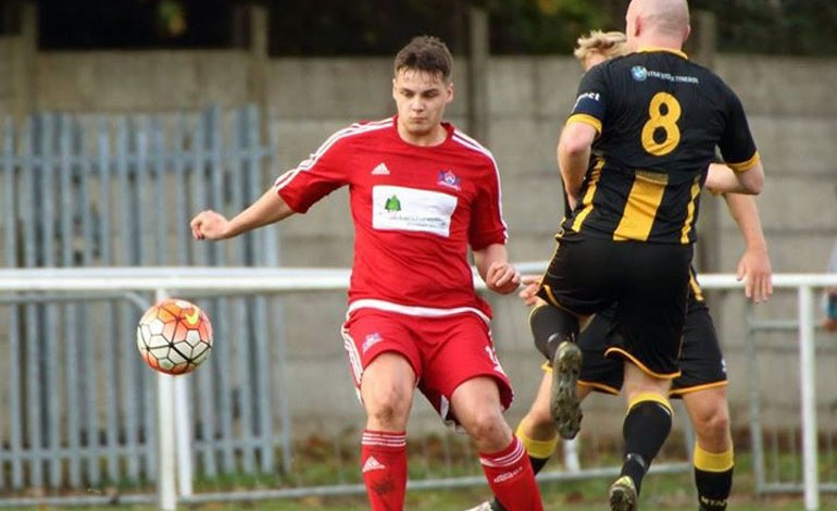 Aycliffe crash to 5-0 defeat at Morpeth