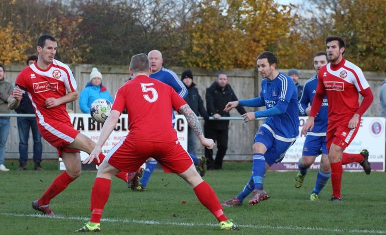 Aycliffe lose at home to league-leaders