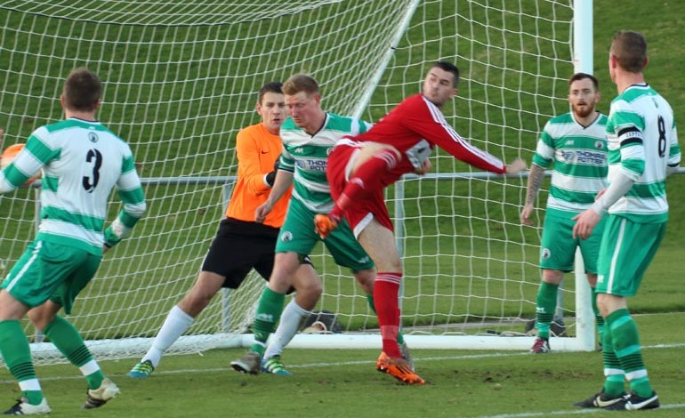 Aycliffe bounce back with 5-1 victory