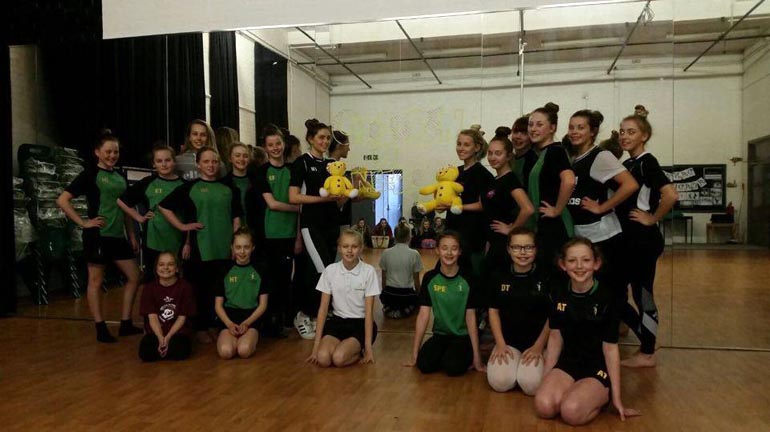 woodham-academy-children-in-need-4