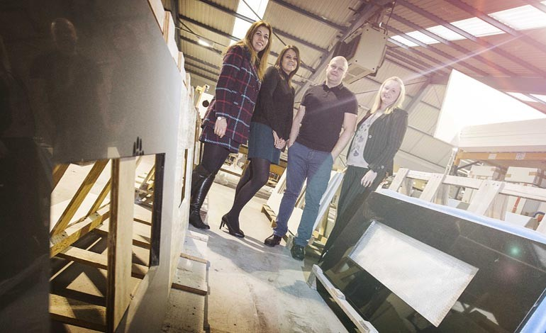Aycliffe-based fireplace firm under new ownership after six-figure investment