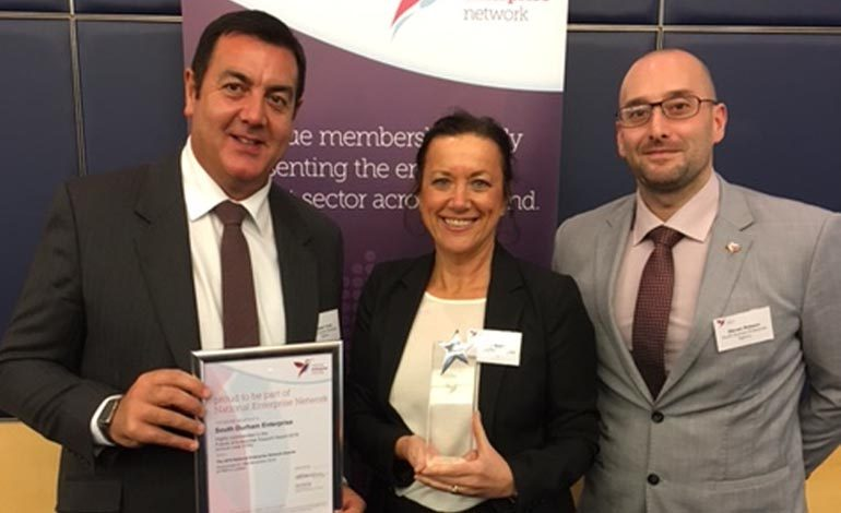 Local Enterprise Agency scoops national award