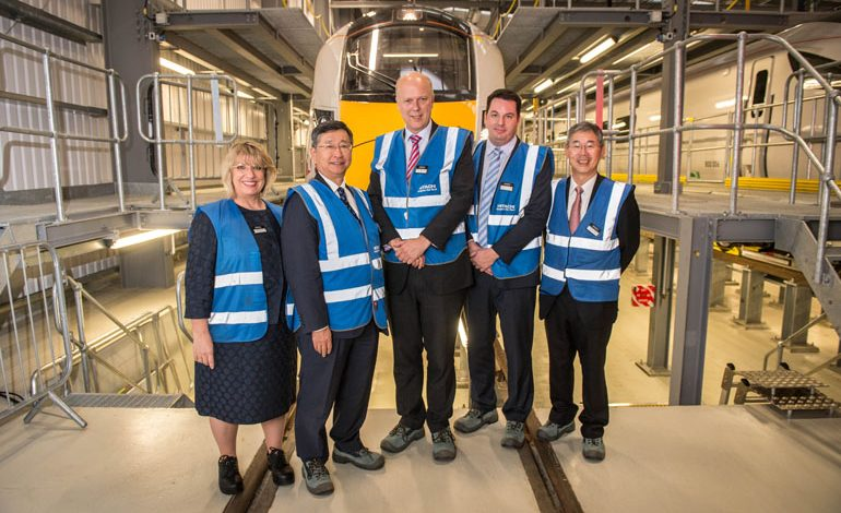Train milestone is a 'real economic boost to the North East' – Transport Secretary