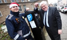 Double December parking boost for County Durham