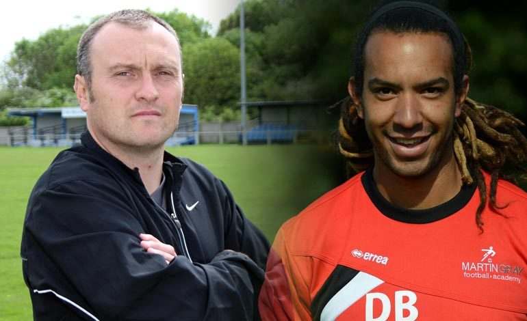 Ex-Aycliffe star Mellanby returns as joint-manager