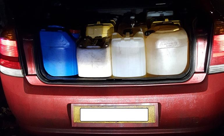 West Auckland man arrested with dodgy diesel in #festivefear campaign