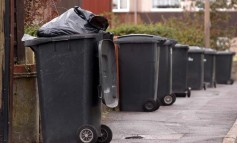 Festive refuse and recycling in County Durham