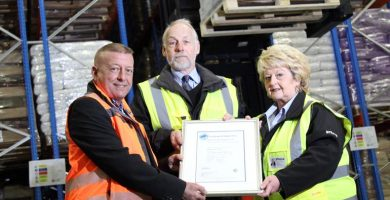 Long-serving employees bag health and safety hat-trick for Stiller