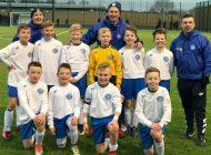 Aycliffe Juniors in District team win
