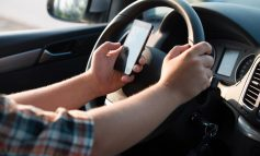 133 motorists caught using phones in a week