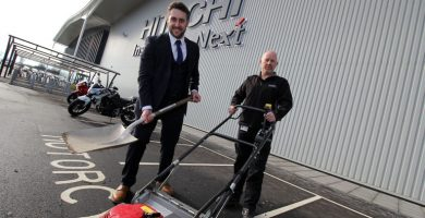 Family-run maintenance firm wins contract with Hitachi Rail