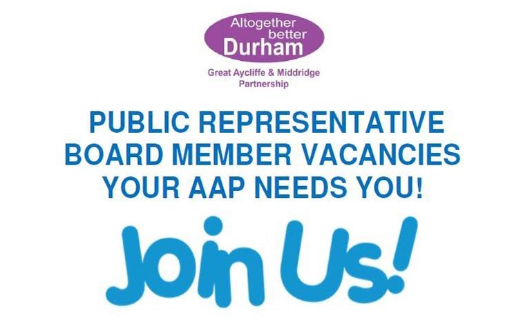 Public reps still needed for GAMP