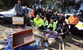 Council's double success at Keep Britain Tidy Awards
