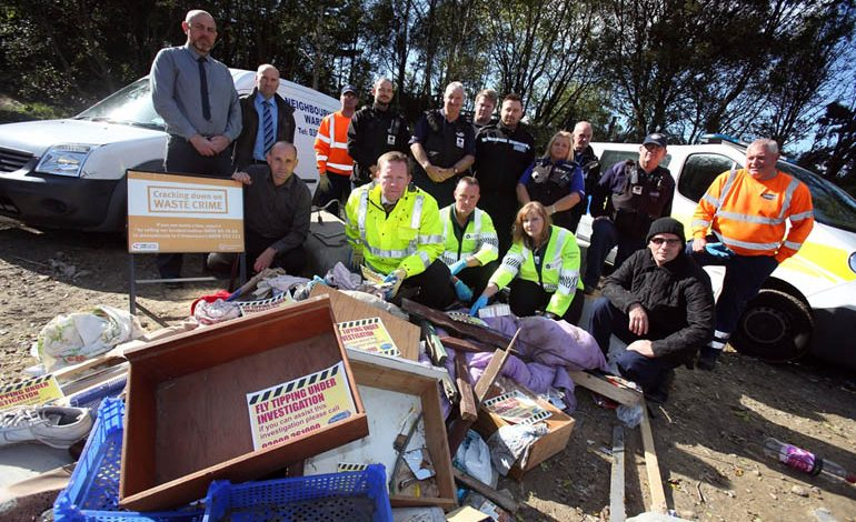 Council's double success at Keep Britain Tidy Awards