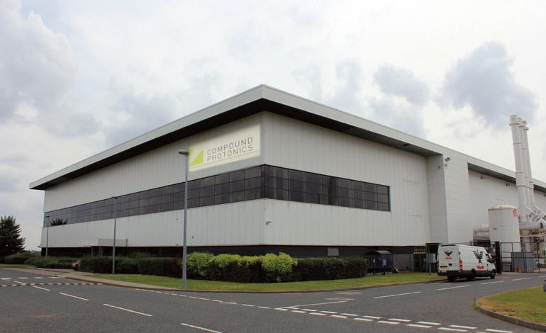 100 jobs saved as US firm buys Compound Photonics facility