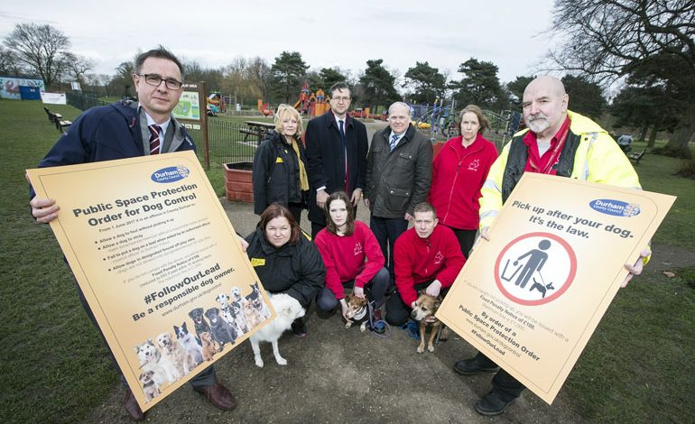Overwhelming support for new dog control plans