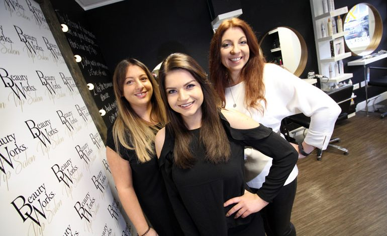 Chloe joins Lox of Love team as hair specialists continue to grow