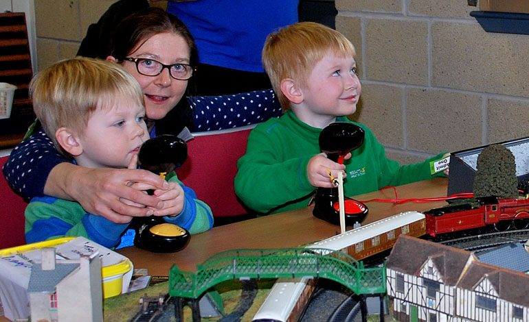 Model Railway Exhibition 'another huge success'