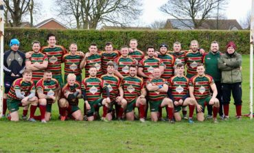 Aycliffe Rugby Club clinch promotion – eyes now on league title prize