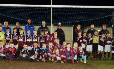 NAFC forge strong links with Aycliffe Juniors