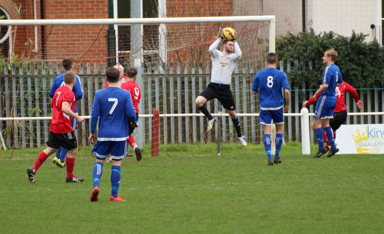 Aycliffe secure point with goalless draw at Sunderland RCA