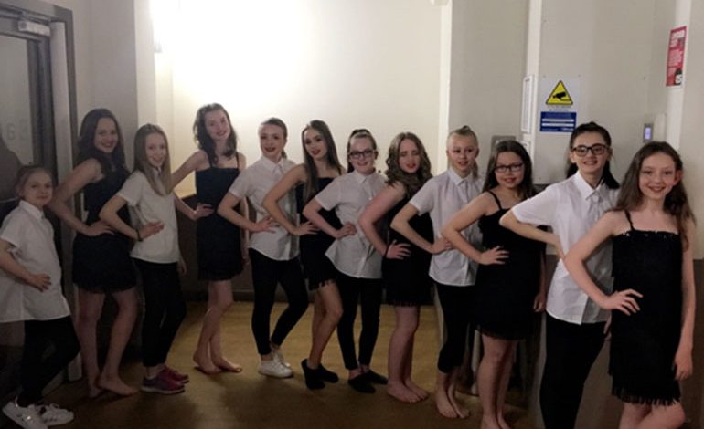 Aycliffe students finish second in Great British Dance Off