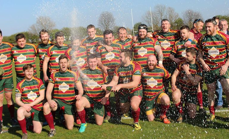Rugby Club rises like a phoenix from near extinction to double league glory