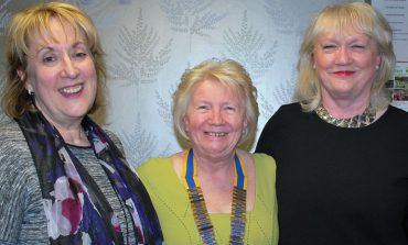 Aycliffe Rotarians hear story of St Teresa's Hospice