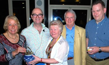 Charities benefit from Rotary antiques evening