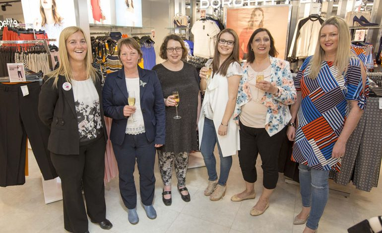 Glamorous VIP treat for Tesco winners