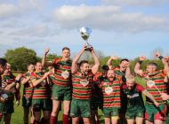 Aycliffe Rugby Club crowned champions with historic win