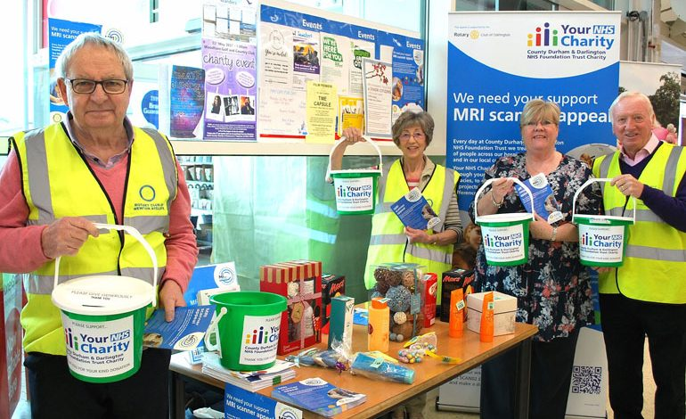 Tesco collection boosts hospital scanners appeal