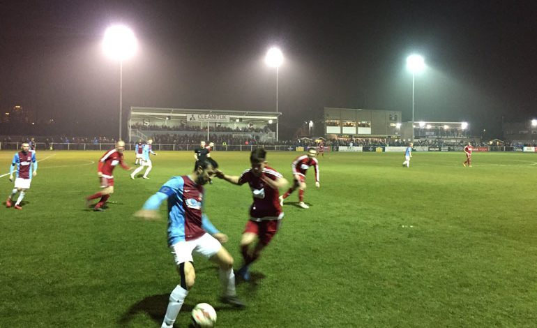 Aycliffe lose out to high-flying Mariners