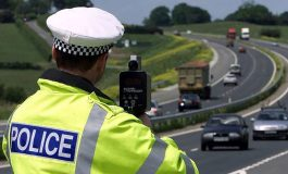 Police warn – increase your speed, increase your chance of a collision