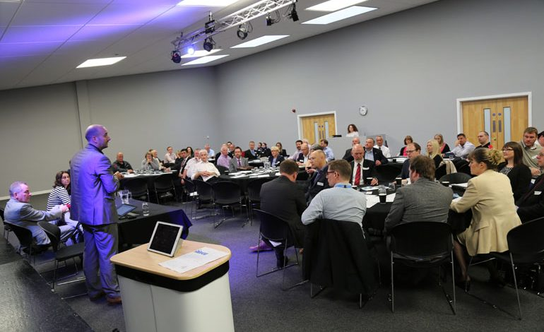 Aycliffe Business Park news & networking meeting