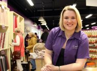 Crafter's Companion store celebrates successful first year with Bank Holiday weekend event