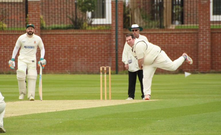 Seven-wicket home win for Aycliffe