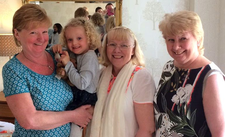 McGeary fundraising tops £27k after Mum's Coffee Morning success