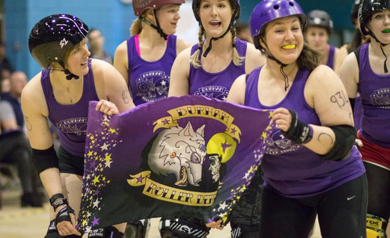 Get your skates on as Roller Derby National Championships return to Aycliffe!
