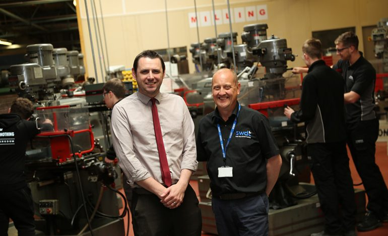 Training firm helping to produce skills for future workforces