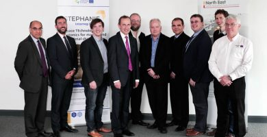 Project to light up photonics innovation in County Durham