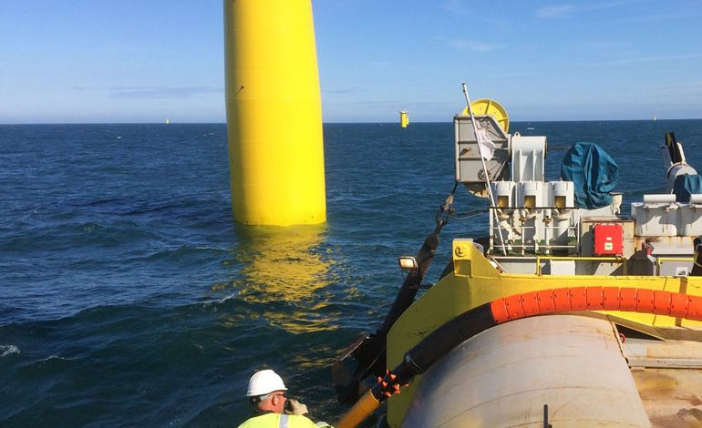 Tekmar Energy wins offshore contract in Baltic Sea