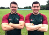 Aycliffe rugby coach reveals captains for new season