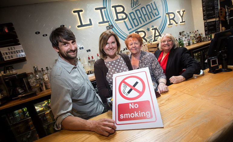 County Durham celebrates 10 years of smoke-free legislation