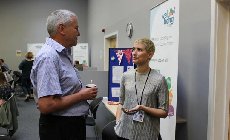 Mental Health conference success at Xcel Centre