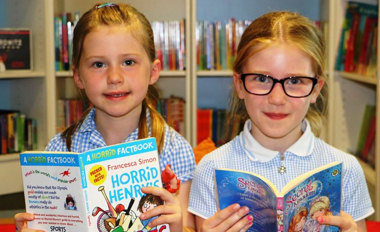County's children set to take on Summer Reading Challenge